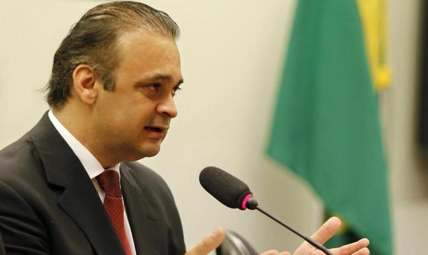 Roberto de Lucena, pregador do Evangelho há 40 anos e atual secretário de Turismo do Estado de São Paulo.