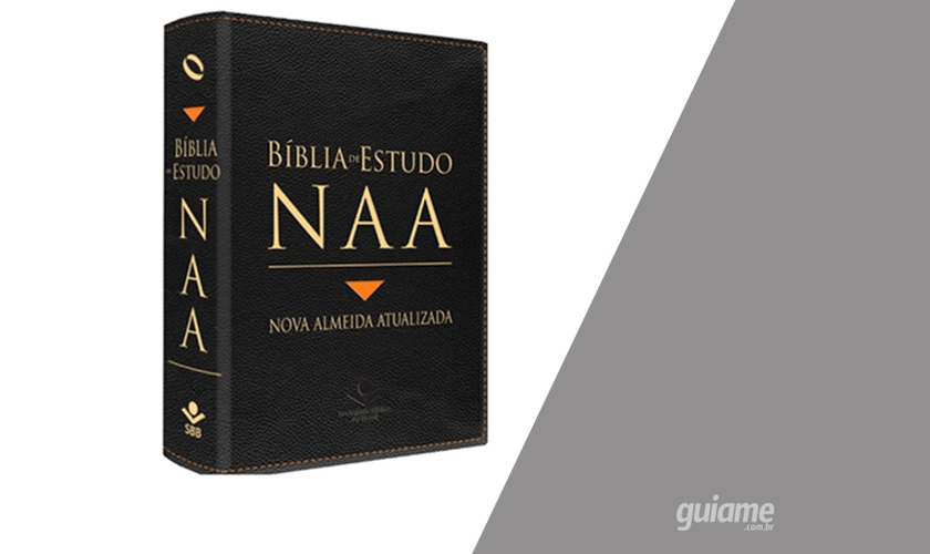 A obra é uma das mais completas Bíblias de Estudo já publicadas no Brasil. (Foto: Divulgação)
