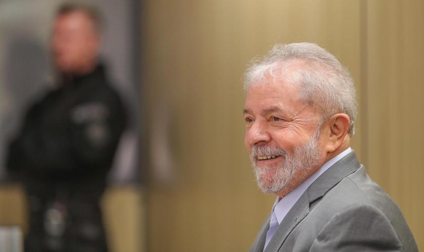 Ex-presidente Lula (PT) é condenado em segunda instância no caso do sítio de Atibaia. (Foto: Ricardo Stuckert)
