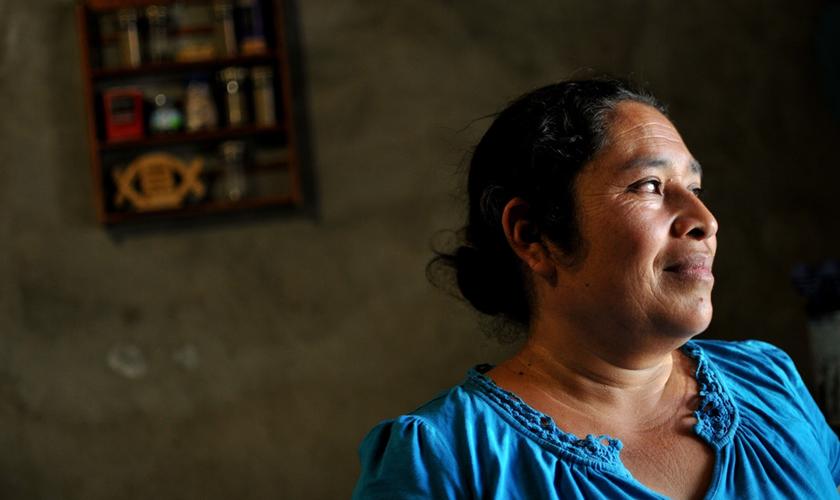 Imagem ilustrativa. Perseguição aos cristãos acontece principalmente nas comunidades indígenas. (Foto: Portas Abertas)