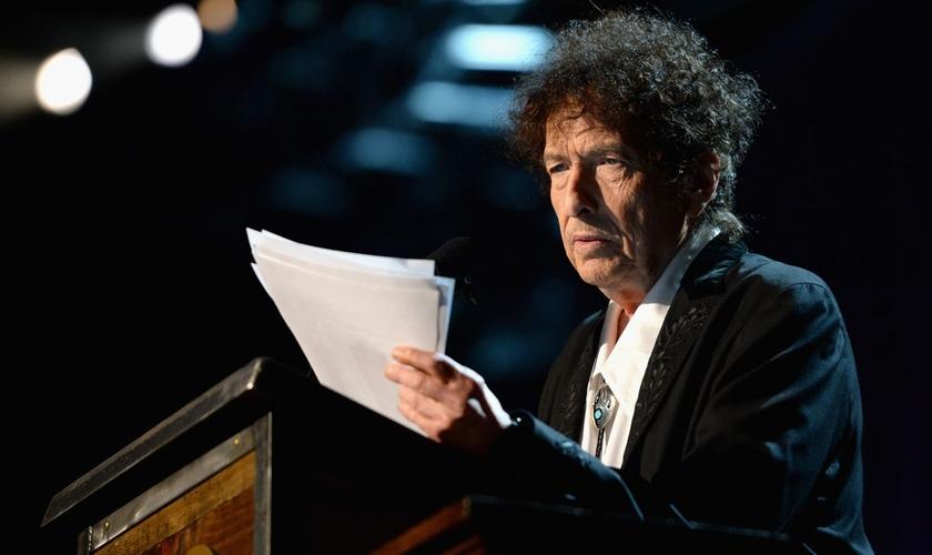 Atualmente, o cantor Bob Dylan tem 74 anos de idade. (Foto: Michael Tran/Getty Images)