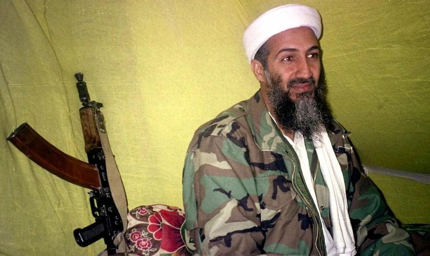 Osama Bin Laden, terrorista morto em 2011.