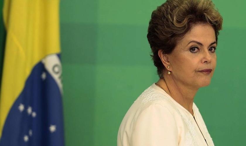 Dilma Rousseff poderá ser candidata a presidência da República em 2018. (Foto: O Globo/Jorge William)