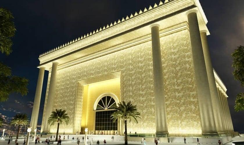 Resultado de imagem para templo de salomão universal