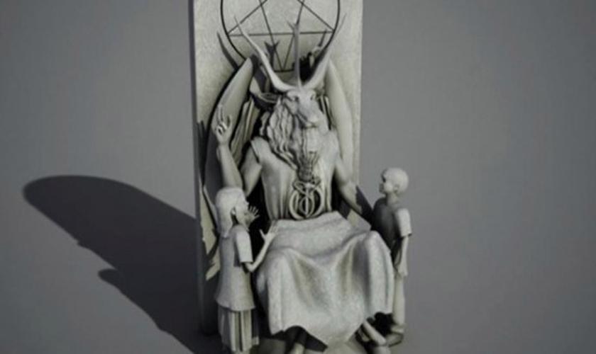 """""""A consumação de Maria por Jai Kali Maa, é um evento que terá dois rituais separadas e irá mostrar a evolução do satanismo para o ahrimanismo"""", diz a descrição do evento satânico. (Imagem: Reuters)"""