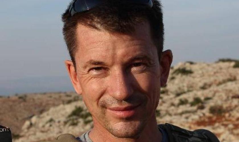 John Cantlie, refém do Estado Islâmico