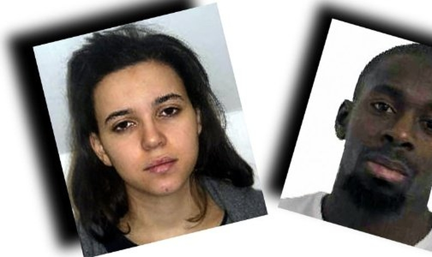 suspeitos de ataque em Paris