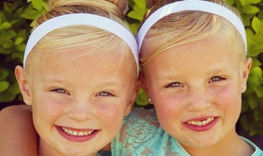 gêmeas penteados