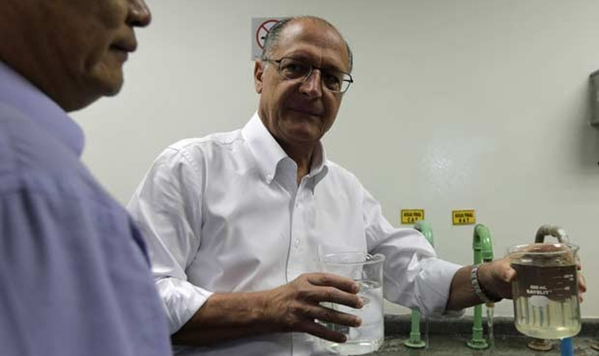governador Geraldo Alckmin