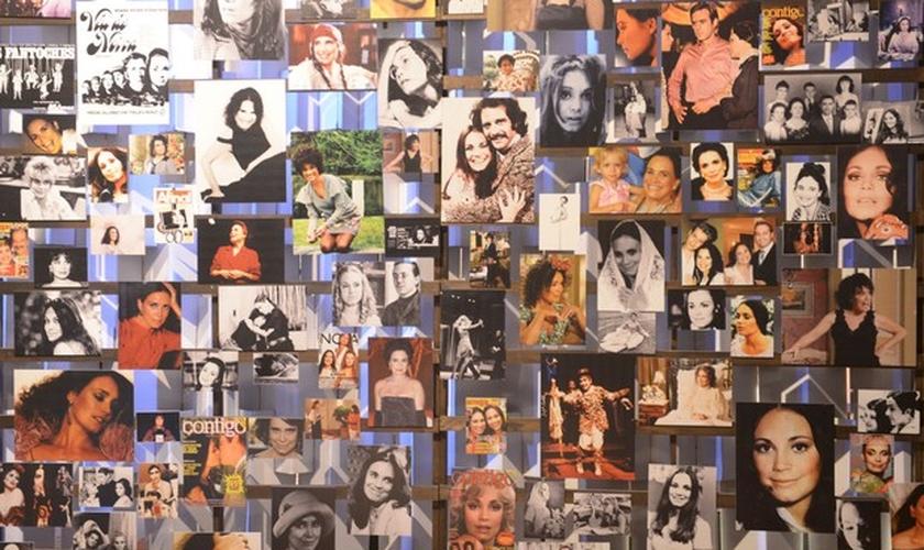 exposição Regina Duarte