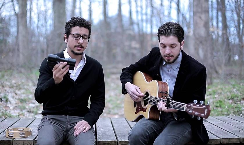 André e Tiago Arrais têm se destacado na música cristã nacional, com suas canções que falam sobre espiritualidade, fé em um formato cheio de poesia