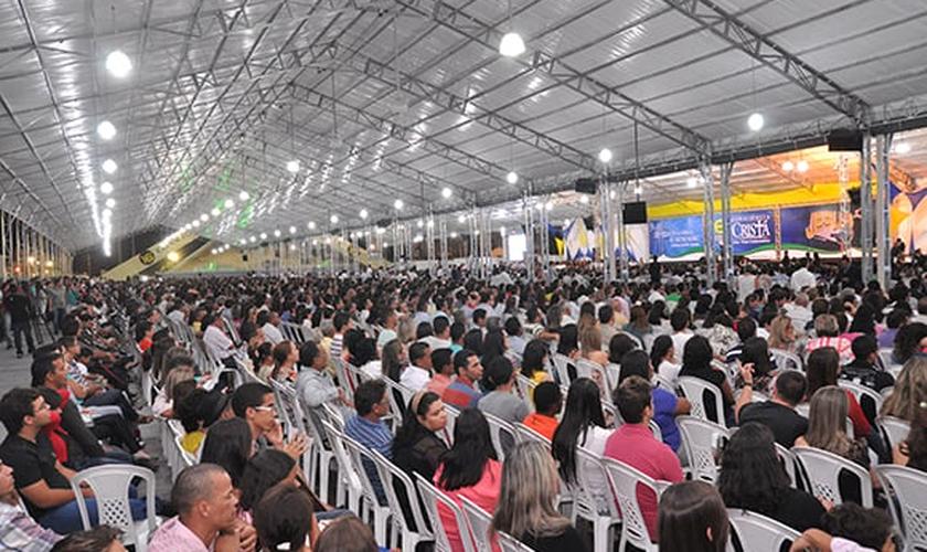 O encontro terá outros 13 eventos paralelos, com atividades no Centro Cultural e nas igrejas próximas. (Foto: Divulgação)