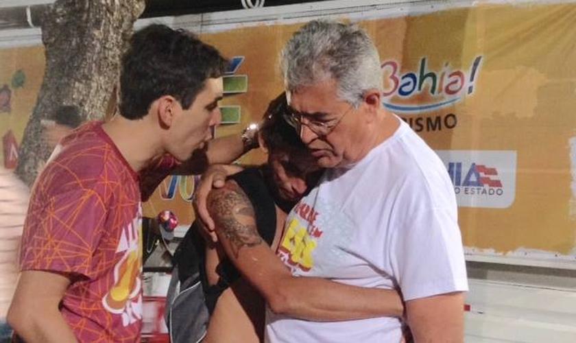 Evangelismo em Salvador _ Asaph Borba