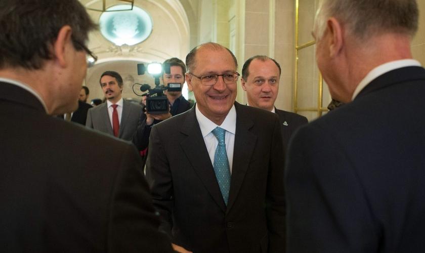 Geraldo Alckmin governador