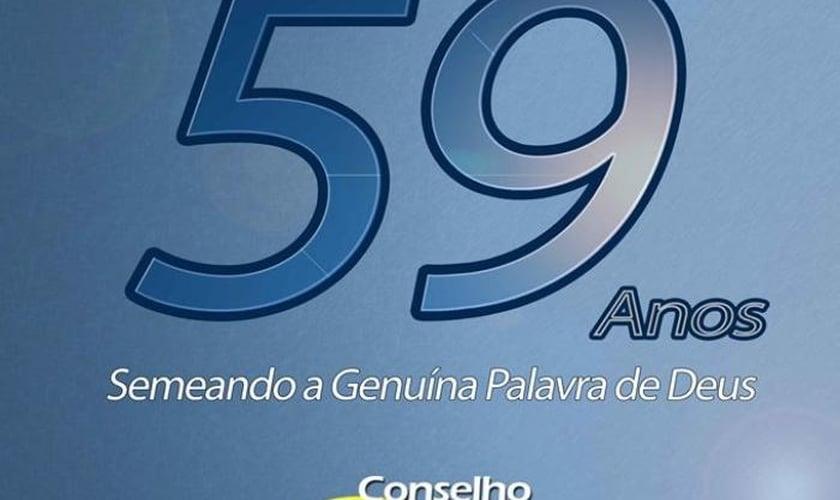 O Brasil Para Cristo_59 anos