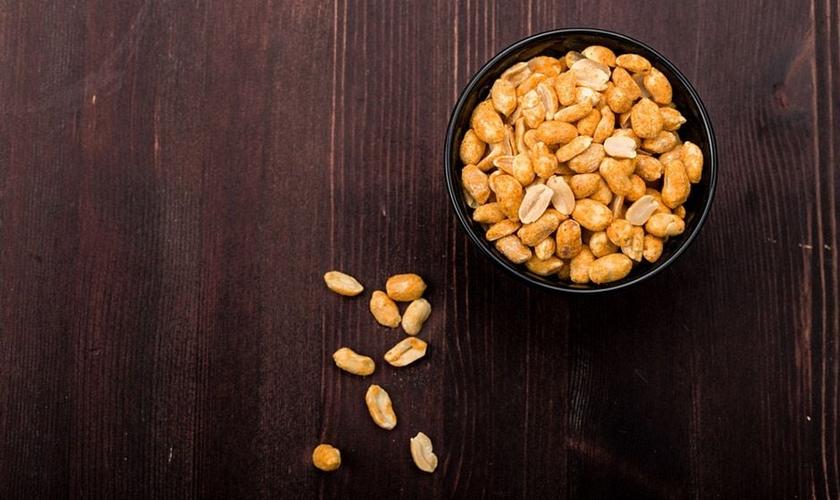 amendoim reduz risco de morte cardiovasculares