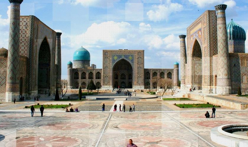 Imagem do Uzbequistão