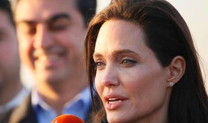 Escola de Angelina Jolie para mulheres