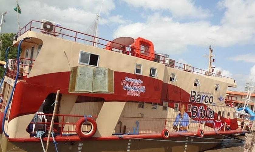 Barco ad Bíblia SBB