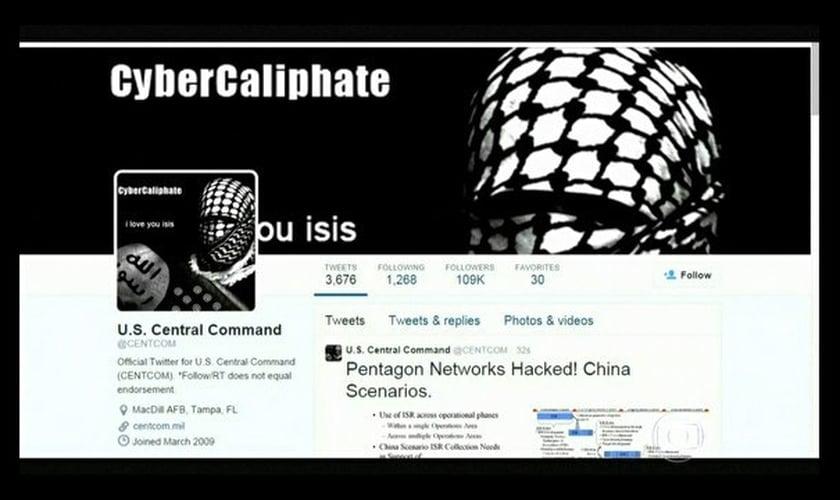 Aproximadamente 20% dos apoiadores do Estado Islâmico no Twitter têm feito postagens em inglês.