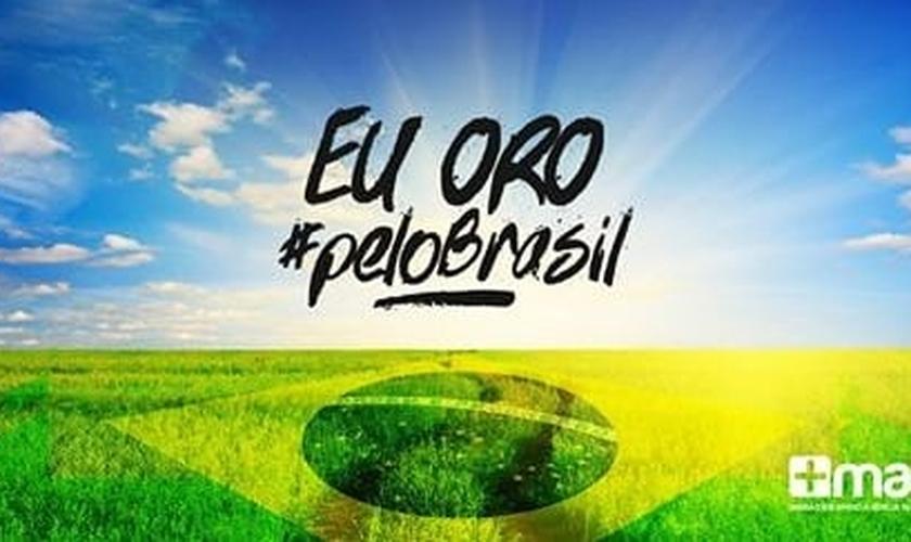 MAIS _ Eu oro pelo Brasil