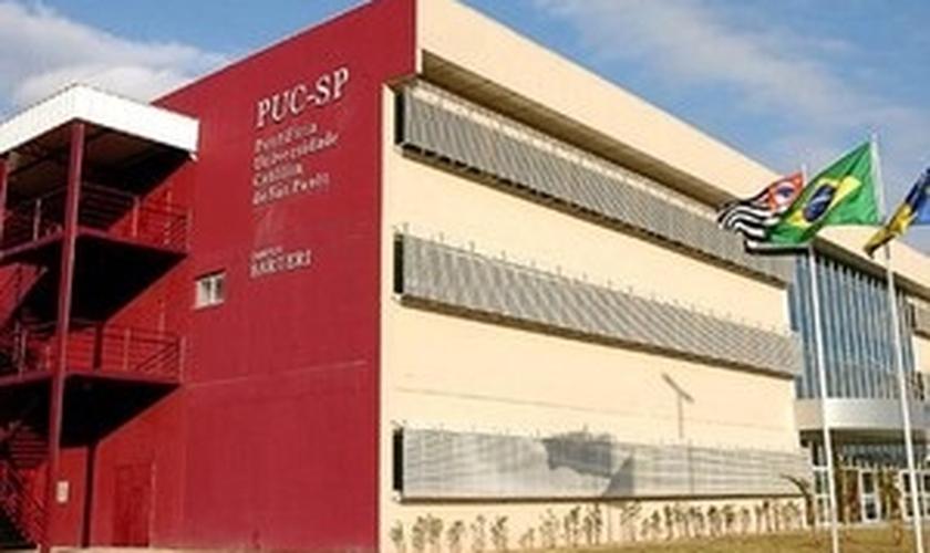 Campus da PUC em Barueri