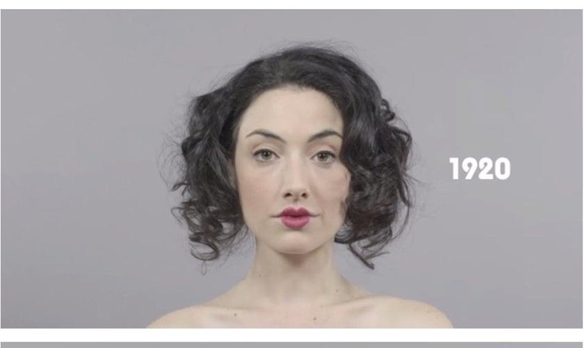Vídeo mostra a beleza dos últimos 100 anos