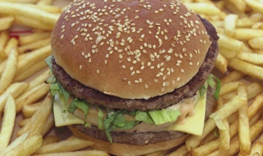 Comida fast food