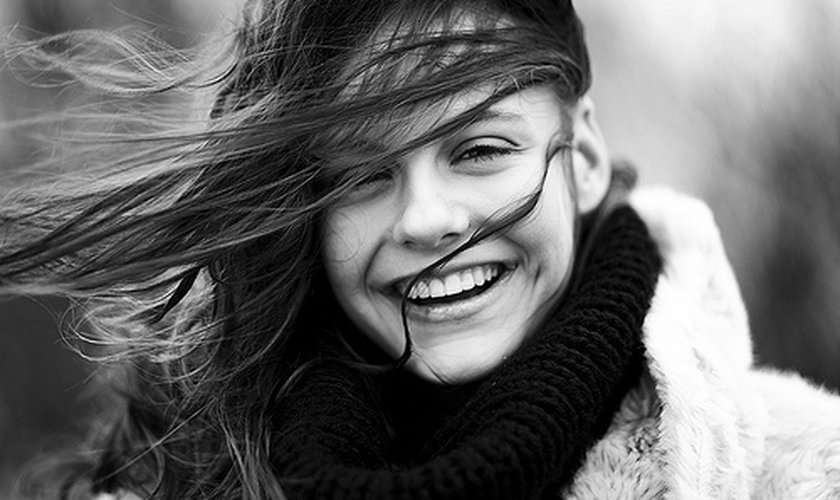 Sorriso _ imagem ilustrativa