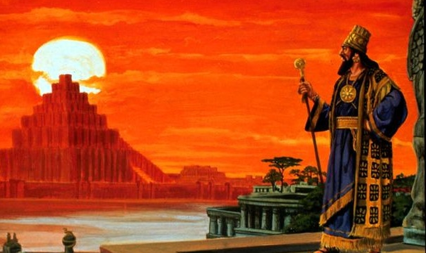 Rei Nabucodonosor _ imagem ilustrativa