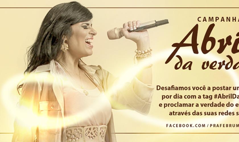 Imagem da campanha #AbrilDaVerdade