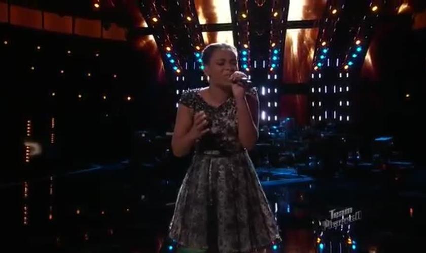 Koryn no The Voice USA