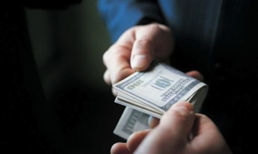 Corrupção _ imagem ilustrativa