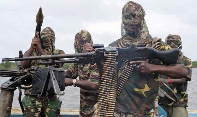 Militantes do Boko Haram