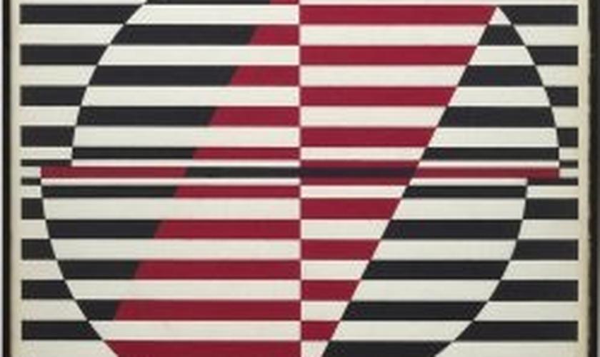 Exposição Op-Art — Ilusões do Olhar