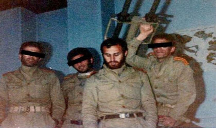 Daniel Shayesteh e outros dois companheiros, fundaram o Hezbollah.