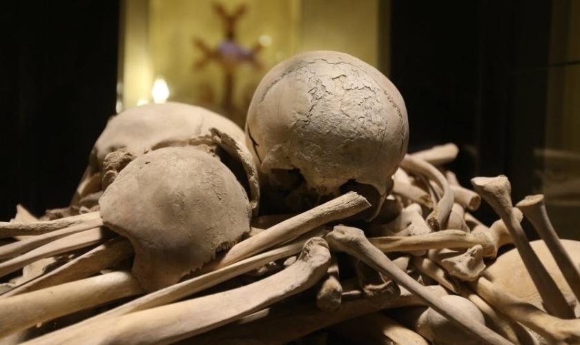 100 anos do genocídio de 1,5 milhão de armênios.