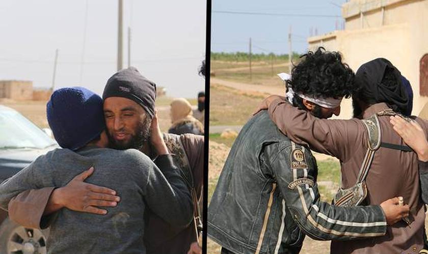 Militantes do Estado Islâmico (EI) encontraram uma estratégia enganosa para atrair homossexuais e leva-los à morte.