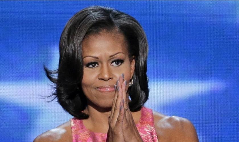 Michelle Obama, primeira-dama dos Estados Unidos.