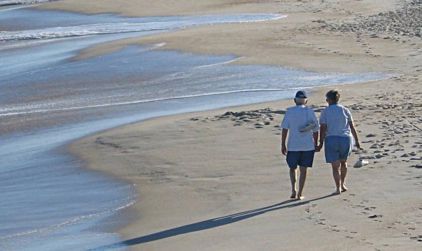 Benefícios da atividade física na terceira idade