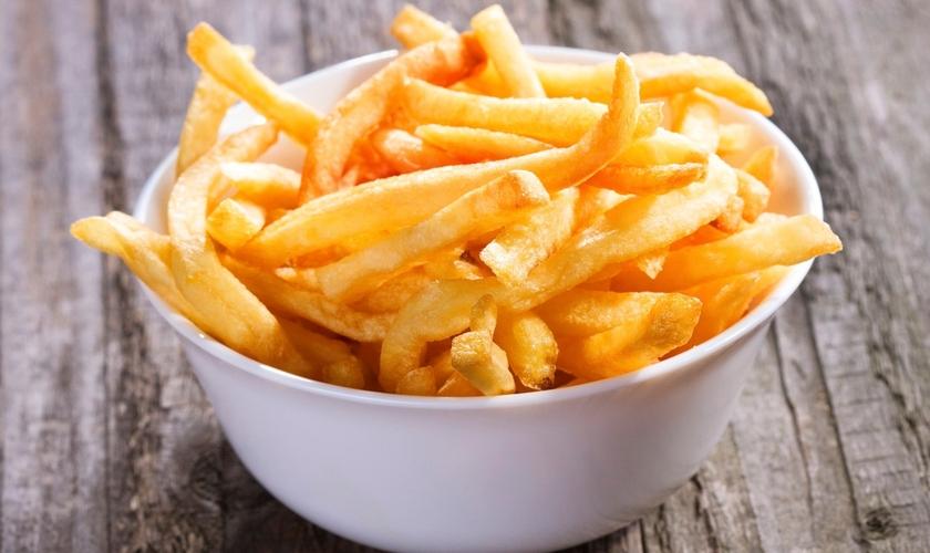 Batatas-fritas do McDonald's