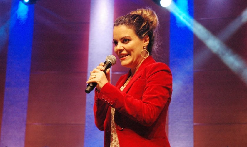 Gravado em Israel no ano passado, o álbum tem um significado especial para Ana Paula Valadão.