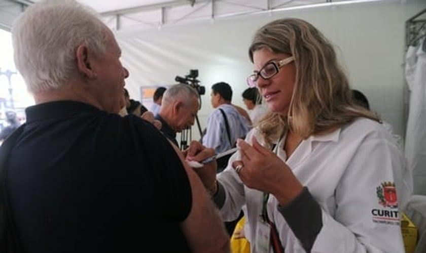 prorrogação da campanha de vacina