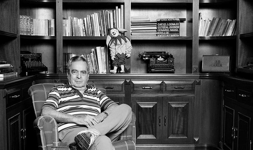 O veto deixou Benedito Ruy Barbosa irritado, que reclamou à direção da Globo. (Foto: Globo)