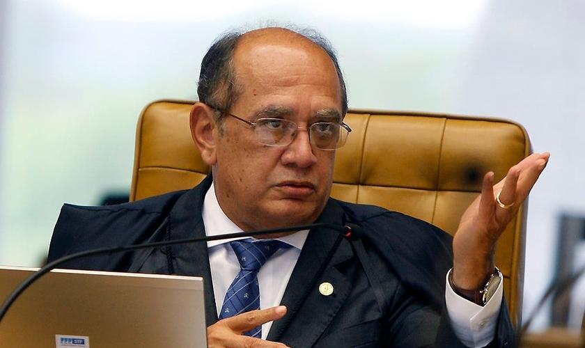 Ministro do Supremo Federal Tribunal, Gilmar Mendes. (Nelson Jr./ SCO/ STF)
