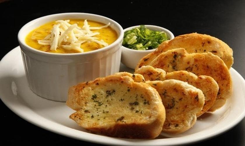 Sopas e caldos em diversos restaurante de São Paulo