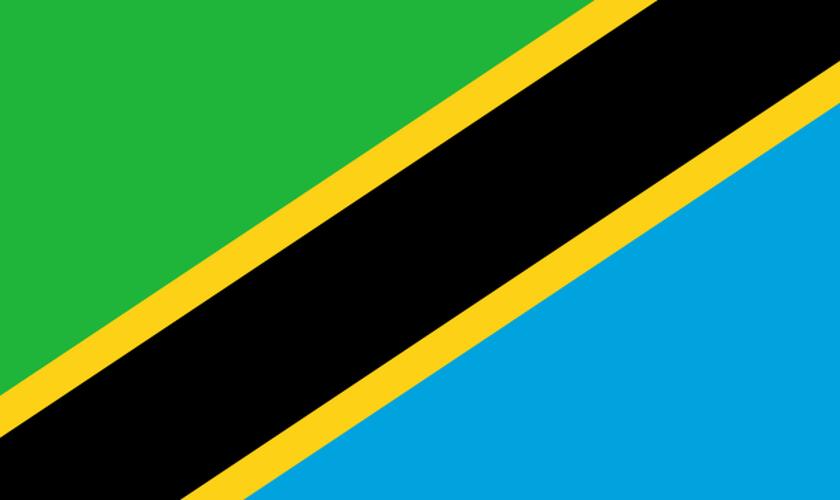Tanzânia _ bandeira