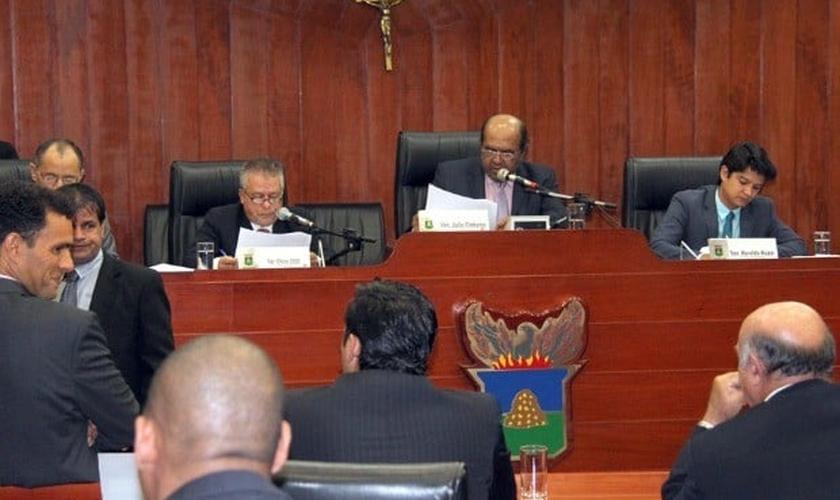 Parlamentares incluíram mudanças na lei do Dia do Evangélico. (Luiz Alves/Secom-Câmara)