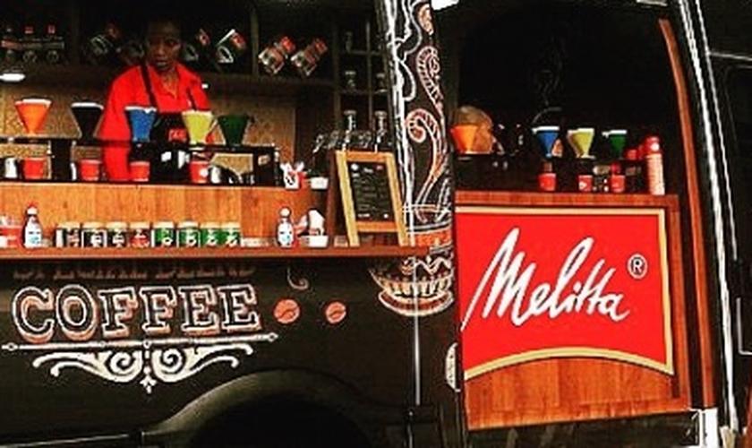 Coffee Truck Melitta