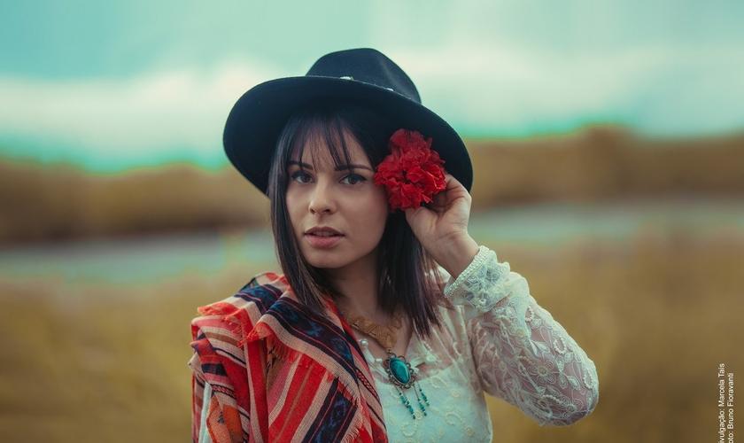 Marcela Taís vai se apresentar pela manhã e fará um show a partir das 18h30.